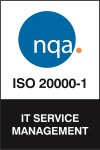 ISO-20000-1 IT Service Management