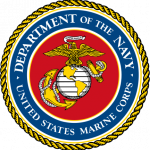 Department of NAVY- US Marine Corps Logo
